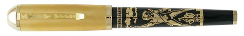 Pelikan Limited Editions - Colossus of Rhodes - Year: 2005 - M1000 Size - Edition: 408 Pens - Fountain Pen