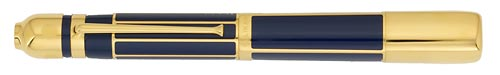 Pelikan Limited Editions - Lighthouse of Alexandria - Year: 2008 - Navy/Gold - Edition: 440 Pens - Fountain Pen