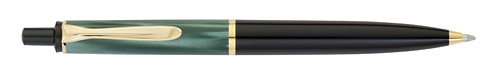 Marbled Green finish - Ball Pen shown