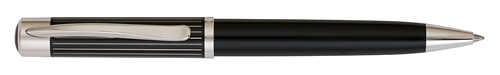 Black/Silver finish - Ball Pen shown