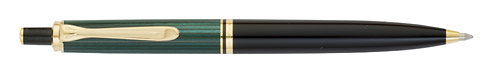 Green finish - Ball Pen shown