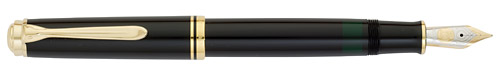 800 - All Black finish - Fountain Pen shown