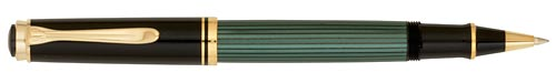 Green finish - Rollerball shown