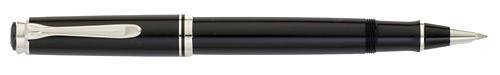 Black/Silver finish - Rollerball shown
