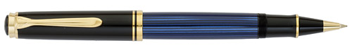 800 - Blue finish - Rollerball shown