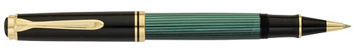 800 - Green finish - Rollerball shown