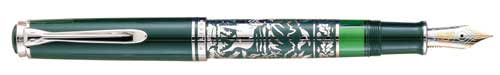 Pelikan Limited Editions - Hunting - Year: 1994 - Edition: 3,000 Pens - Fountain Pen