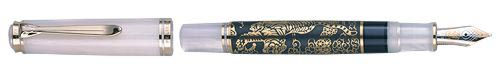 Pelikan Limited Editions - White Tiger - Year: 2000 - Edition: 888 Pens - Fountain Pen