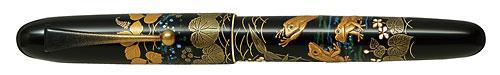 Pilot & Namiki Limited Editions - Yukari Royale Frog - Year: 2017 - Maki-e (Special Production) - Fountain Pen