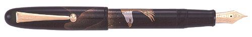 Pilot & Namiki Limited Editions - Bald Eagle - Year: 2000 - Maki-e - Edition: 700 pens - Fountain Pen