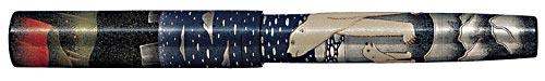 Pilot & Namiki Limited Editions - Emperor Polar Bear - Year: 2009 - Maki-e - Edition: 99 Pens - Fountain Pen-99 Pens Worldwide