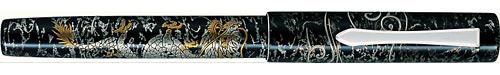 Pilot & Namiki Limited Editions - Ryu - 95th Anniversary Dragon - Year: 2013 - Maki-e - Edition: 300 Pens Worldwide - Fountain Pen