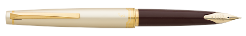 Burgundy   finish - Fountain Pen (14kt Nib) shown