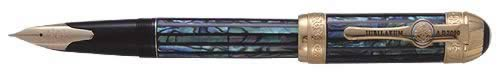 Pilot & Namiki Limited Editions - Raden - Year: 2000 - Edition: 40 pens USA, 2000 worldwide - Fountain Pen