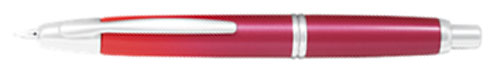 Pilot & Namiki Limited Editions - Vanishing Point - Year: 2017 - Crimson Sunrise  - Edition: 2017 Fountain Pens - Fountain Pen
