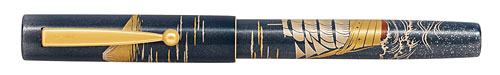 Pilot & Namiki Limited Editions - Fuji and Meiji-Maru 100th Anniversary - Year: 2018 - Maki-e (Sold Out) - Edition: 800 -  (Only 81 Pens USA) - Fountain Pen