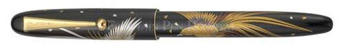 Golden Pheasant finish - Fountain Pen shown