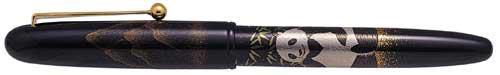 Pilot & Namiki Limited Editions - Panda - Year: 1998 - Maki-e - Edition: 700 pens - Fountain Pen