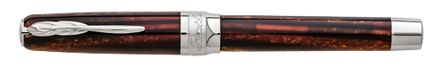 Pineider Limited Editions - Arco - Year: 2018 - Arco Brown - Edition: 888 Pens - Rollerball