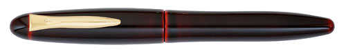 Aka (Dark Red) finish - Fountain Pen shown