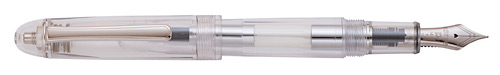 Platinum Limited Editions - Sai Clear Demonstrator - Year: 2013 - Transparent - Edition: 3000 Fountain Pens - Fountain Pen