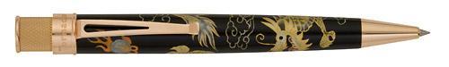Retro 51 Limited Editions - Long Bi Dragon - Year: 2008 - Maki-e  - Edition: 518 Pens - Rollerball