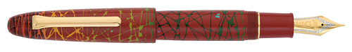 Sailor Limited Editions - King of Pens Kurenai - Year: 2012 - Red/Gold - Fountain Pen