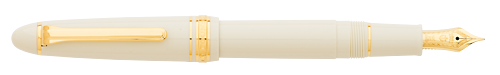 Ivory finish - Fountain Pen  (14kt Nib) shown