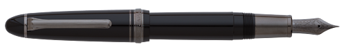 Black Lustre Special Edition  (21kt  Nib) finish - Fountain Pen shown