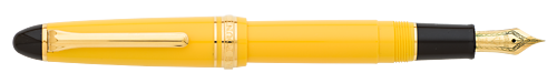 Yellow  finish - Fountain Pen  (14kt Nib) shown