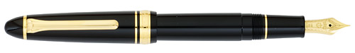 Black finish - Fountain Pen  (14kt Nib) shown