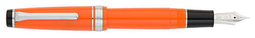Orange  finish - Fountain Pen shown