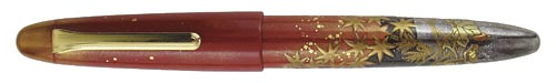 Sailor Limited Editions - Autumn under the Stars - Year: 2014 - Maki-e  (BESPOKE) - Edition: 28 Pens - Fountain Pen