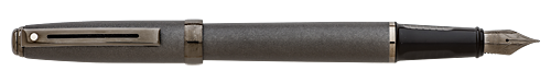 Gunmetal finish - Fountain Pen shown