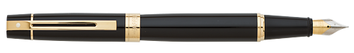 Gloss Black/Gold finish - Fountain Pen shown