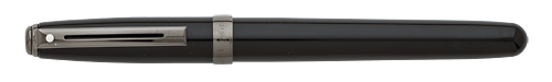 Glossy Black Lacquer finish - Fountain Pen   shown