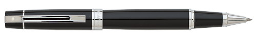 Gloss Black/Chrome finish - Rollerball shown
