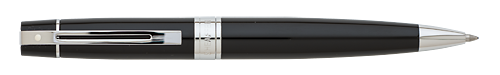 Gloss Black/Chrome finish - Ball Pen shown