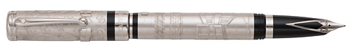 Sheaffer Limited Editions - Centennial - Year: 2013 - Sterling Silver   - Edition: 516 Fountain Pens - Fountain Pen