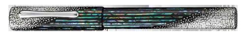 Taccia Limited Editions - Winter's Breath - Year: 2015 - Maki-e - Edition: 50 Pens - Fountain Pen
