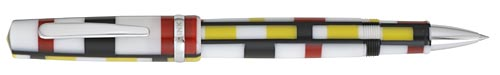 Cubist finish - Rollerball   shown