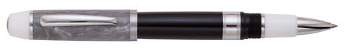 Lapel finish - Rollerball shown