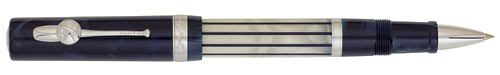 Think Limited Editions - Mickey Mantle - Year: 2008 - Silver Trim/Resin - Edition: 777 Rollerballs - Rollerball