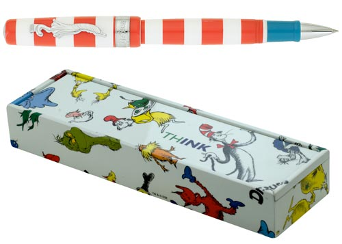 Think Limited Editions - Dr. Seuss - Year: 2010 - Edition: 888 1/2 Pens - Rollerball