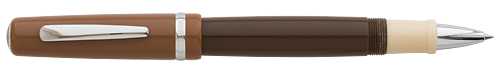 Transit Brown Line-Buy 3 or more RBs from this group (mix or match) on one invoice & pay only $33 each! finish - Rollerball shown