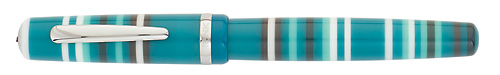 Poolside Blue   finish - Rollerball shown