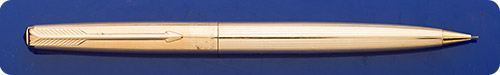 Parker #61 - Gold Filled Pencil - Made In USA - Has Small Ding On Cap
