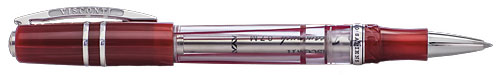 Visconti Limited Editions - Chiantishire - Year: 2017 - Red - Edition: 888 - Rollerball  Reg: $995