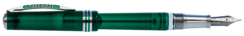 Visconti Limited Editions - Northern Lights - Year: 2018 - Teal    - Edition: 188 Fountain Pens - Fountain Pen