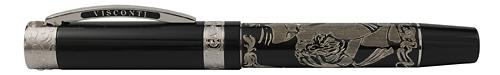 Visconti Limited Editions - Erotic Art - Year: 2015 (Reg: $3,750) - Casanova - Edition: 388 Total Fountain Pens & Rollerballs  - Rollerball